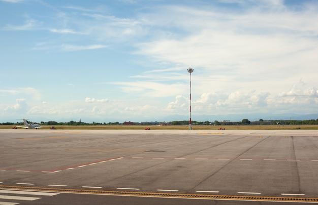 Lotnisko w trieście