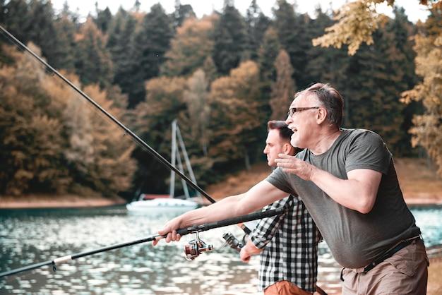 Łowienie ryb to sposób na życie