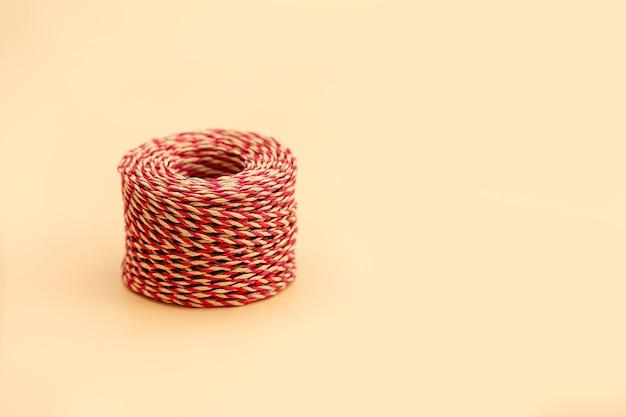 Łuk ze sznurka sznurkowego
