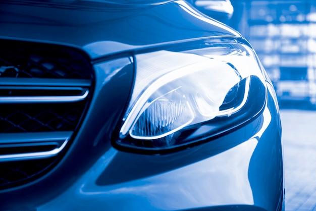 Luksusowa lampa samochodowa