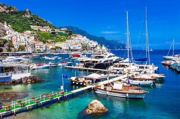 Luksusowe wakacje we włoszech, wybrzeże amalfi