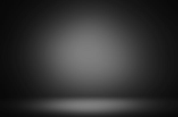 Luksusowy abstrakcyjny szary gradientowy wyświetlacz premium