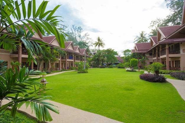 Luksusowy ośrodek hotelowy