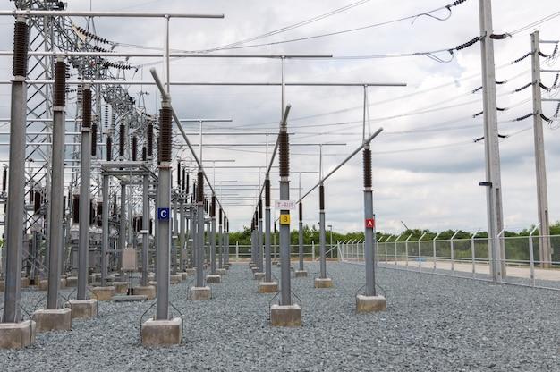 Magistrala transferowa linii elektrycznych