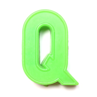Magnetyczna wielka litera q