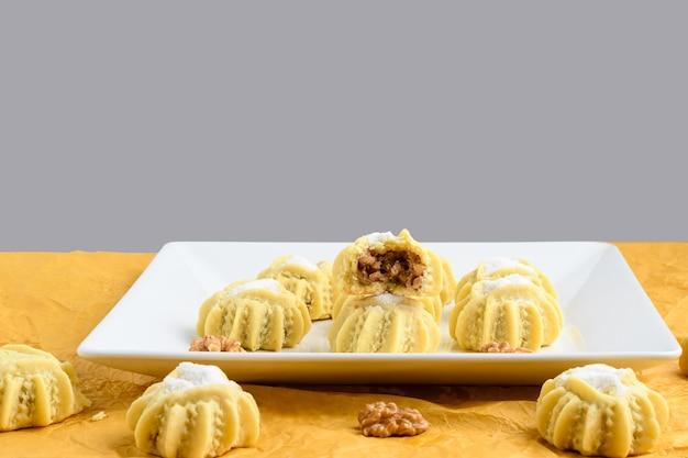 Mahmoull typowy arabski słodycz