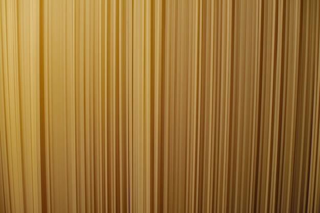 Makaron i spaghetti z bliska