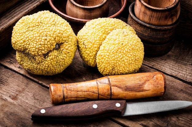 Makaron pomarańczowy lub jabłkowy