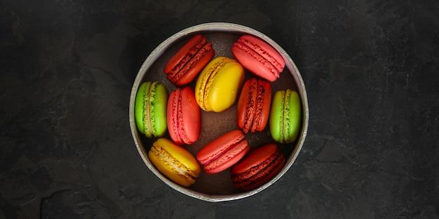 Makaronik, ciasteczka migdałowe