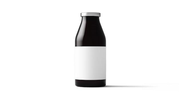 Makieta butelki