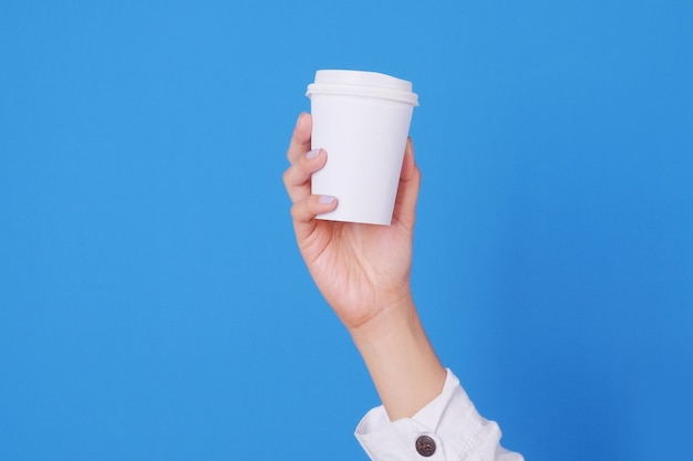 Makieta kawy