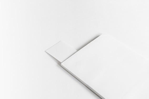 Makieta książki koncepcji