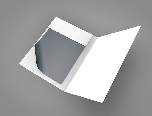 Makieta makabrycznych plików