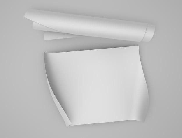 Makieta papierowa