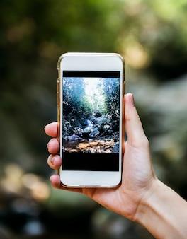 Makieta telefonu komórkowego