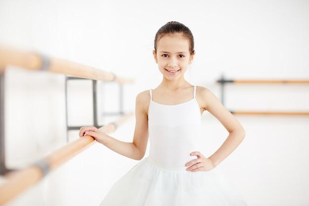 Mała tancerka