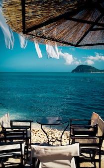 Mała wyspa w grecji, zakynthos