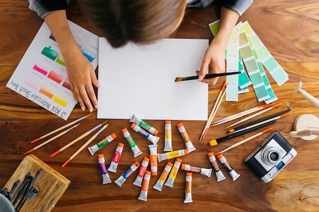 Malarstwo artystyczne