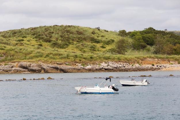 Małe łodzie motorowe