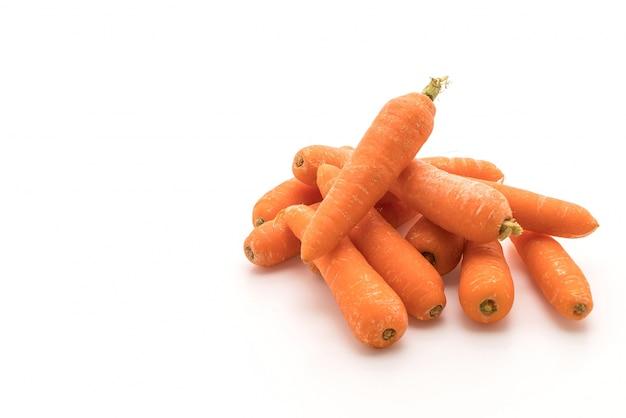 Małe marchewki