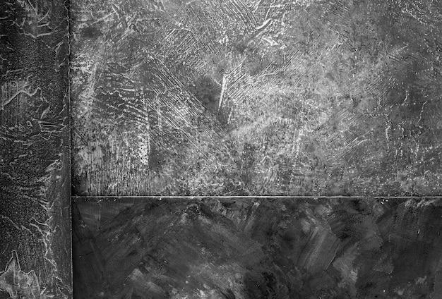Malowana kamienna ściana lub betonowa powierzchnia jako tekstura tła