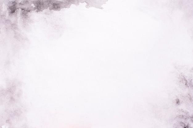 Malowana powierzchnia z abstrakcyjną akwarelą