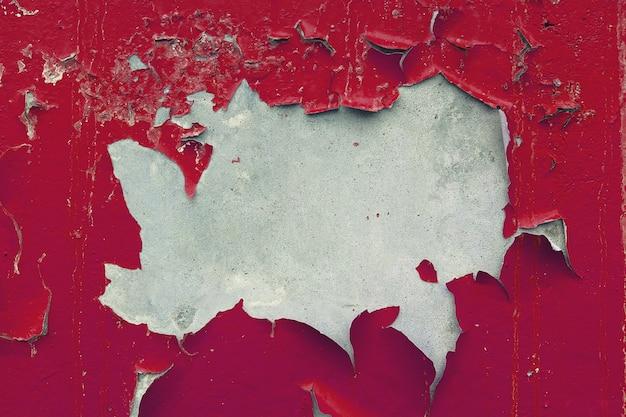 Malowana, wyblakła, otynkowana, ściana. teksturowane tło.