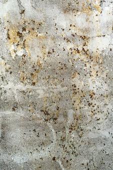 Malowane niebieskie tło metalowe grunge lub tekstury z zadrapaniami i pęknięciami