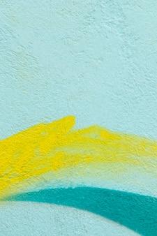 Malowane teksturowane tło ściany