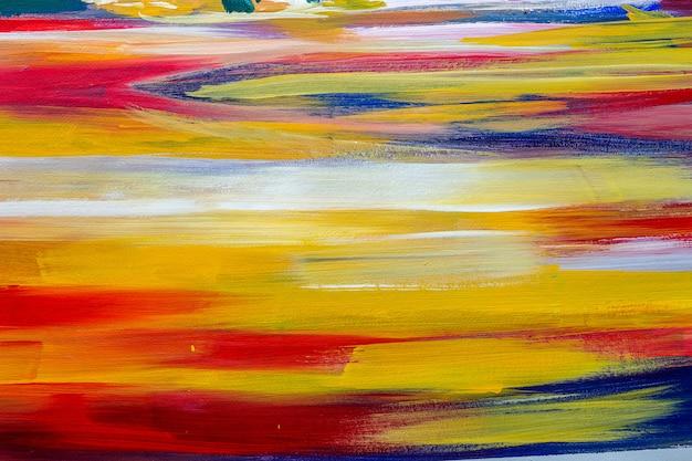 Malowanie kolorem oikl na cemencie