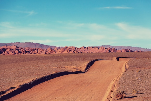 Malownicze krajobrazy północnej argentyny