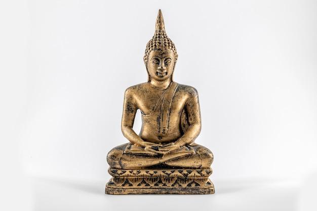 Mały posąg buddy