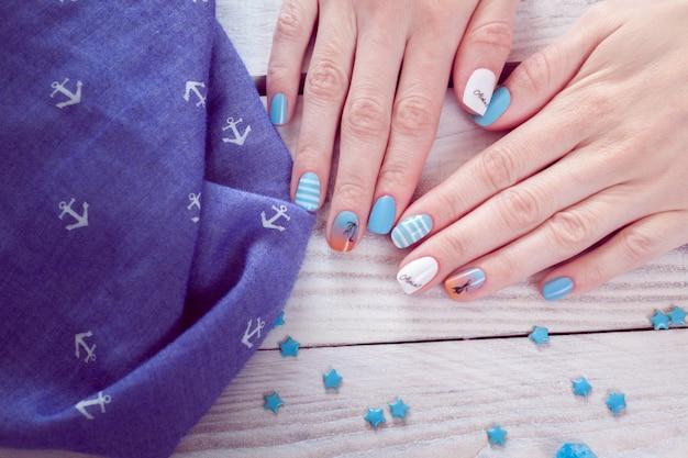 Manicure artystyczny