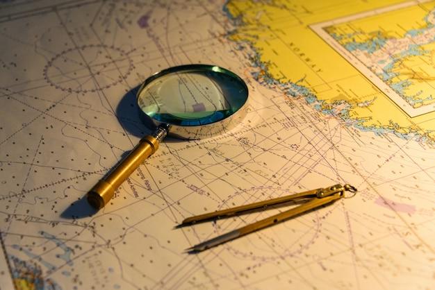 Mapa nawigacyjna