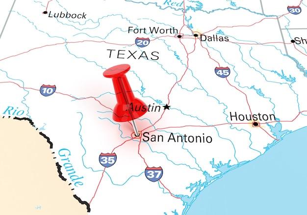 Mapa źródłowa: http://www.lib.utexas.edu/maps/united_states.html#usa renderowanie 3d