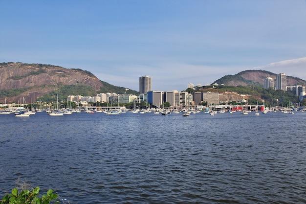 Marina w rio de janeiro, brazylia