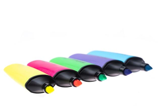 Marker highlighter pióro odizolowywający
