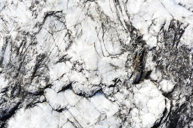 Marmur mineralna tekstura. kamień nieobrobiony.