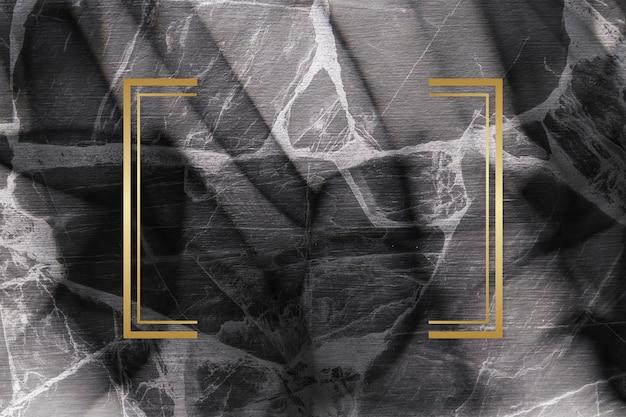 Marmur teksturowanej tło ramki