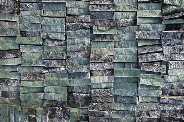 Marmurowa płytka licowa, tekstura. naturalny materiał budowlany.