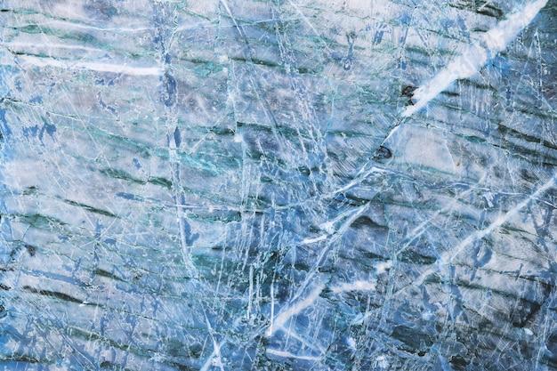 Marmurowy niebieski tekstury