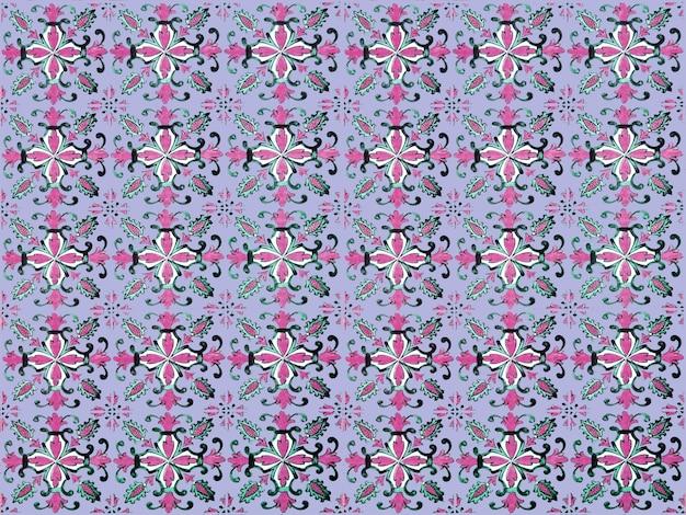 Marokański wzór płytki