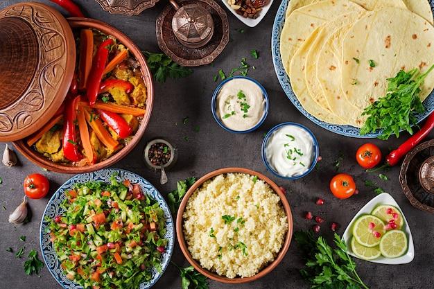 Marokańskie jedzenie