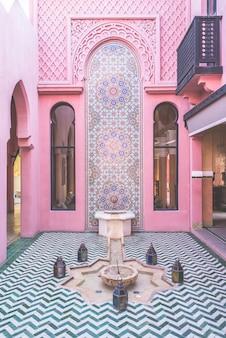 Maroko architektur