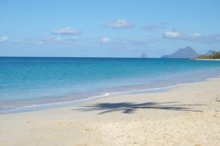 Martynika wyspie, wakacje