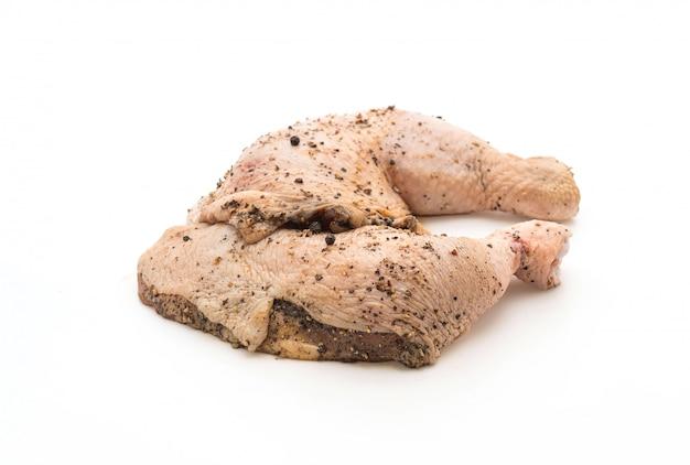 Marynowane udko z kurczaka