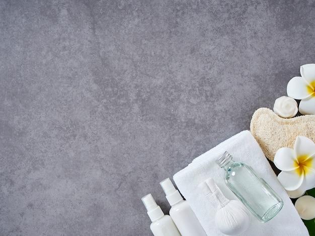 Masaż spa z kompresem ziołowym i pielęgnacją skóry