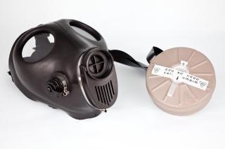 Maska maska gazowa
