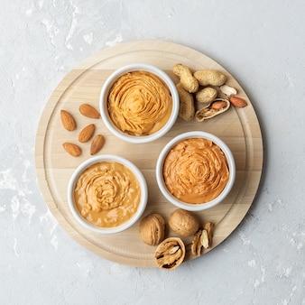 Masło orzechowe z orzeszków ziemnych