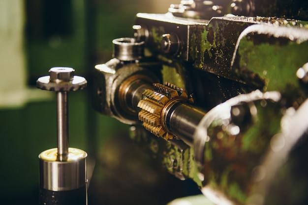 Maszyna do cięcia kół zębatych